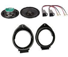Calearo scatole el165 100 Watt Opel Astra J (P-J) + Altoparlante anelli + Adattatore