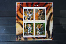 Tiger 19 tigre Katzen cats Panthera tigris Tiere animals Fauna postfrisch ** MNH