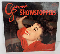 Eydie Gorme Sings Showstoppers LP Vinyl Record