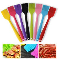 Silicone Pastry Brush Reusable BBQ Food Pastry Cake Glazing Naan Basting 10PCS