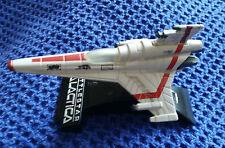 Battlestar Galactica TITANIUM - White Viper Mk. VII - rar-