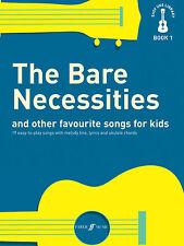 Easy Uke Library Bare Necessities SONGS Chords Beginner UKULELE FABER Music BOOK