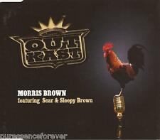 OUTKAST - Morris Brown (ft SCAR & SLEEPY BROWN) (UK 2 Tk CD Single)