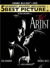 The Artist (DVD, 2012, Canadian)