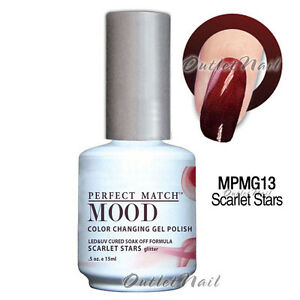 LeChat Perfect Match MOOD 01 - 60 Color Changing Gel Polish Collection ✔Pick ANY
