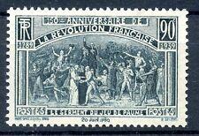 STAMP /  TIMBRE DE FRANCE NEUF N° 444 ** LA REVOLUTION