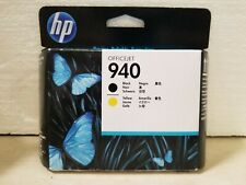 EXPIRED. HP OfficeJet 940 Combo Ink Cartridge Pack / BLACK & YELLOW