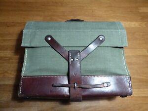 Original Tasche Schweizer Armee Leder 1963