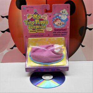 MY TINY PUPPY SURPRISE BATHTIME SURPRISE Pink Baby Pup Hasbro 1993 Vintage Rare