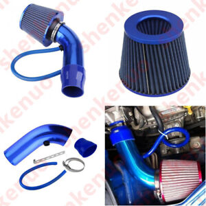 Car Cold Air Intake Filter Induction Kit Filter+ Pipe+ Accessories Hose System