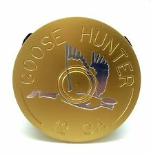 "Goose Hunter, Billet Aluminum Trailer Hitch Cover, 4"" Rd"