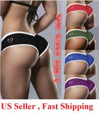Women sexy Sports Shorts Yoga Casual Gym  Jogging Summer Beach underwear panties