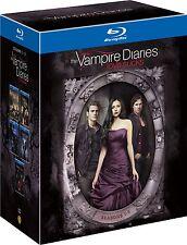 The Vampire Diaries Complete Season Series 1 - 5 Blu ray Box Set RB New & Sealed