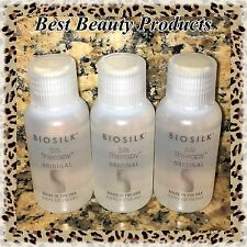 3 BIOSILK Silk Therapy Serum  0.5 oz / 15 mL (each)***Travel Size***