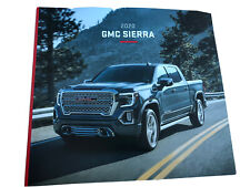2020 GMC SIERRA 56-page Original Sales Brochure