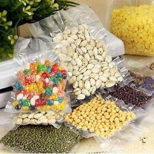 100 x Kitchen Food Storage Sealer Bag Space Packing Commercial Food Saver