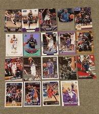 Darren Collison - 19x all different card LOT Panini - Kings Mavericks Pacers