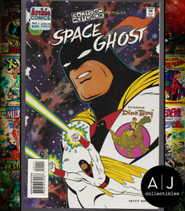 Space Ghost #1 NM 9.4 (Archie Comics) 1997