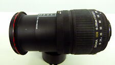 Sigma DC 18-200mm 1:3.5-6.3 D with MACRO Lens Nikon Digital Mount Excellent