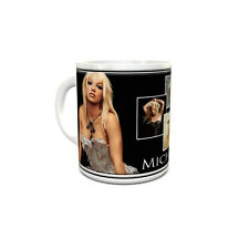 Britney Spears custom printed mug personalised with your name unusual gift