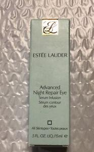 Estee Lauder Advanced Night Repair Eye Serum Infusion 0.5 Fluid Ounces Unopened