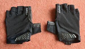 Giro Monaco II Gel Leather Fingerless Cycling Mitts - Large - NEW