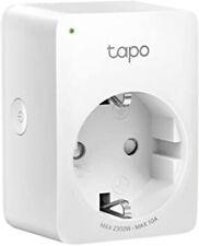 TP-Link Tapo Smart Home WLAN Steckdose P100, Alexa, Google Home, ioBroker, App