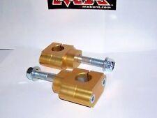 "BAR MOUNTS HUSQVARNA 125CR 1982-2013 HUSKY125CR 7/8"" 22mm STANDARD BAR CLAMPS"
