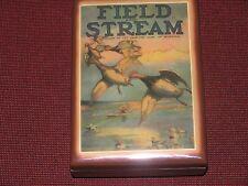 """Field & Stream Wooden Trinket Box - 7 1/2"""" x 5 1/2"""" x 3"""""""