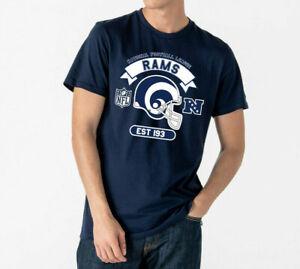 Los Angeles Rams New Era NFL Team Graphic Helmet TShirt