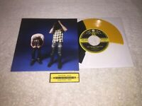 "Jeff the Brotherhood Whatever I Want  7"" 45rpm Tri Color Third Man Records"
