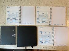 New Listinglivescribe 1 Subject Notebooks 1 4 1 Binder Cover 2 Smartpen Sticker Sheets