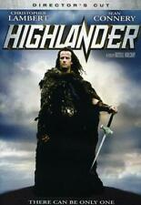 Highlander (Dvd, 2009, Widescreen - Directors Cut)