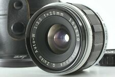 [EXC+++++] Olympus G.ZUIKO Auto-W 20mm f/3.5 MF Lens for PEN F FV FT from Japan