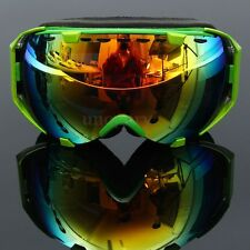 Professional Skiing Snowboard Ski Goggles Anti Fog UV Double-Lens Outdoor Sports