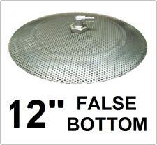 "12"" FALSE BOTTOM ALL STAINLESS KIT FOR 10 GALLON FOR IGLOO MASH TUN BREW KETTLE"