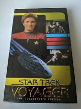 New ListingStar Trek Voyager The Collector's Edition Vhs Video Tape Brand New Sealed