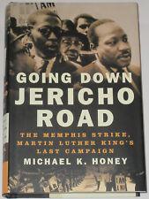 MEMPHIS STRIKE 1968 Martin Luther King H/B DJ Civil Rights Movement History USA