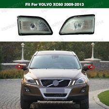 2PCS Mirror Lamp Indicator Turn Signal Light For VOLVO XC60 2009-2013