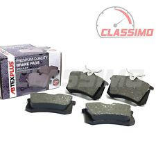 Rear Brake Pads for SEAT IBIZA Mk 3 4 5 + LEON Mk 1 2 3 + TOLDEO Mk 1 2 3 & more