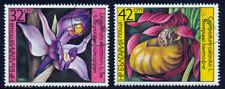 BULGARIA 1986: ORCHIDEE 2 VALORI USATI