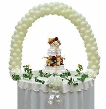 DIY Balloon Arch Kit frame Wedding Party Engagement christening Cake Table