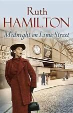 Hamilton, Ruth, Midnight on Lime Street, Very Good Book