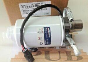 01-04 Chevrolet Silverado GMC Sierra 6.6L LB7 Duramax Diesel Fuel Filter Kit OEM