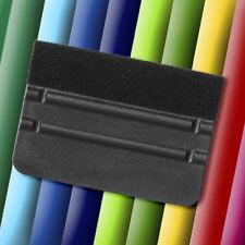 Rakel Spachtel mit Filzkante Profi Verklebewerkzeug für Wandtattoo Autoaufkleber