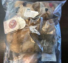 """Boyds Bears Plush RARE Truefriends 6"""" Racheal and Phoebe New In Package"""