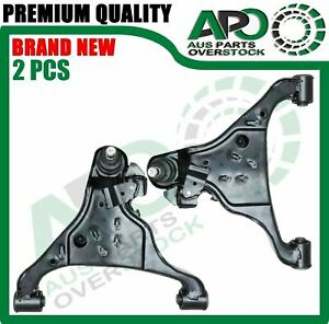 Front Lower L&R Control Arm Ball Joint Fit For NISSAN Pathfinder R51 2005-ON