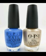 OPI Nail polish  lacquer Up front & personal and Rich girlpo-boy