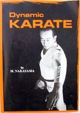 DYNAMIC KARATE - M. NAKAYAMA - PAPERBOUND