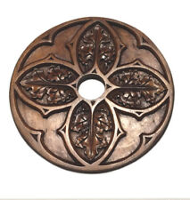 Relief Carved Medallion Architectural Embellishment